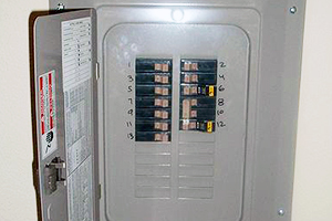 electrical panel upgrades in Los Angeles